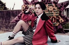 EXO Love Me Right Photobook- Xiumin