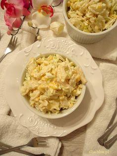 sałatka z pora, sałatka z pora i kurczaka, sałatka z pora i szynki, sałatka z pora i sera, sałatka z pora z majonezem, sałatka porowa, sałatka por kukurydza, sałatka porowa z kurczakiem, sałatka porowa do obiadu,  sałatka makaronowa,  sałatka z makaronem , sałatka z kukurydza , sałatka z papryką, sałatka z porów, sałatka z porów przepis