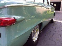 -61 Studebaker Lark 2 door Wagon