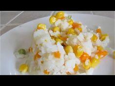 Cómo hacer arroz rojo con medidas exactas? no se bate, no se pega! - YouTube