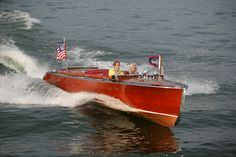 1929 Chris-Craft 28' triple Chris Craft Boats, Old Boats, Speed Boats, Wooden Boats, Vintage Wood, Vintage Travel, Planes, Trains, Classic