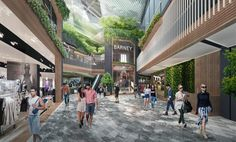 Image result for open space mall