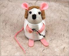 Star Wars Mice - Princess Leia