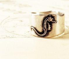 #seahorse #ring