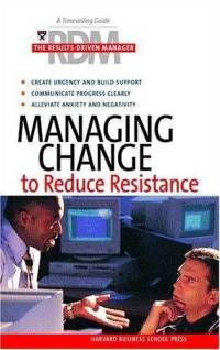 Reviews and summaries of the best books on change management and managing change.