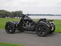 """Probably one of the best-looking conversion kits we've seen has recently crossed our path, thanks to the guys at Q-Tec Engineering, who have created a revolutionary concept designed to make fans of Harley Davidson motorcycles wish to turn their rides into a trike or even into a quad. """"Handling of a Q-Tec is incomparable to other Trike and Quad vehicles in the market. Due to its innovative design and engineering, it performs and handles extremely well and yields a high level of safety and…"""