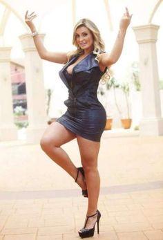 Andressa Urach, una de las Miss Bumbum más cotizadas y afirmó que tuvo una relación con Cristiano Ronaldo.
