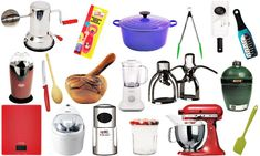 From Jamie's jam jar and Hugh's potato ricer to Rick's much-loved old cook's knife and Nigella's bin (yes, really), Britain's top chefs, food writers and restaurateurs pick their kitchen gadget essentials Kitchen Kit, Prep Kitchen, Kitchen Items, Kitchen Knives, Kitchen Tools, Kitchen Gadgets, Kitchen Appliances, Fun Cooking, Cooking Tools