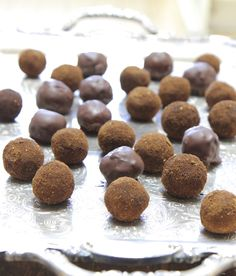 Goodies Against The Grain: Pumpkin Spice Latte Power Balls
