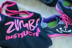 A great article breaking down what its like to be a Zumba instructor.