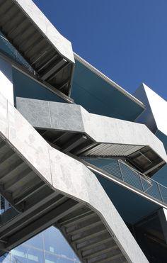 Galeria - Centro Esportivo Campbell / Steven Holl Architects - 4