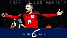 Verso Euro2016: Inghilterra, i Three Lions alla carica con Vardy - http://www.maidirecalcio.com/2016/05/18/euro-2016-inghilterra-vardy.html