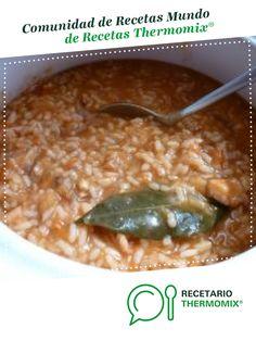 ARROZ CON PULPO Y CALAMAR por Tomatete. La receta de Thermomix<sup>®</sup> se encuentra en la categoría Arroces y pastas en www.recetario.es, de Thermomix<sup>®</sup> Pasta, Food N, Couscous, Quinoa, Cereal, Oatmeal, Cooking, Breakfast, Enamels