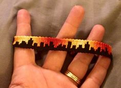 Alpha friendship bracelet pattern added by city sky line building. Thread Bracelets, Diy Bracelets Easy, Embroidery Bracelets, Summer Bracelets, Loom Bracelets, Ankle Bracelets, String Bracelets, Diamond Bracelets, Diamond Jewelry