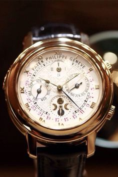 Patek Philippe Mens Watch