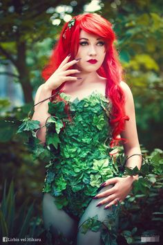 poison ivy cosplay - Pesquisa Google