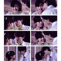This part got me screaming. #Naoki #kotoko #irie #itakiss #itazura #itazurana #kiss #love #couple #yuki #furukawa #miki #honoka #aihara #honoki #marriage #return #couple #japan