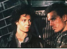 aliens. Ripley and Hicks