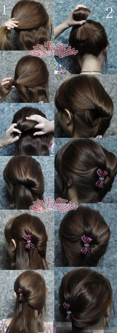 French twist variation