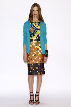 See the complete Tory Burch Pre-Fall 2009 collection.