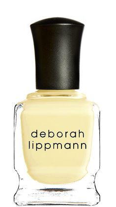 Deborah Lippmann Build Me Up Buttercup ($18)