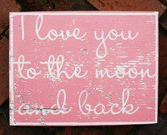 Classic saying adorable for a nursery