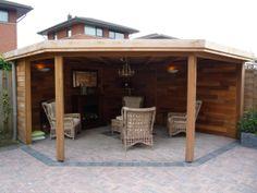 backyard designs – Gardening Ideas, Tips & Techniques Outdoor Pavillion, Backyard Pavilion, Backyard Buildings, Backyard Gazebo, Patio Canopy, Garden Gazebo, Outdoor Garden Rooms, Outdoor Gazebos, Summer House Garden