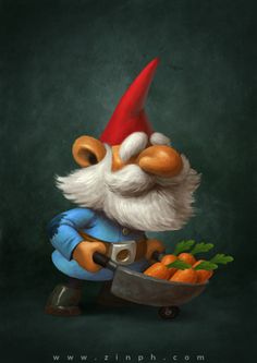 Gnome by zinph1212 on DeviantArt