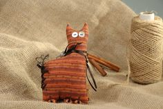 itty bitty friends by Vivian and Edward Ivan on Etsy