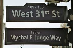 FATHER MYCHAL JUDGE WAY