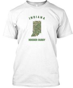 Indiana Hoosier Buddy #420 #Indiana #IN #ISU #INSU #IndianaState #Hoosier #Hoosiers #IndianaHoosiers #HoosierBuddy #Buddy #Buddies #INStateUniversity #CollegeHumor #IndianaStateUniversity #INshirts #INHumor #INMemes #INSouvenirs #INMaps #Prairies #IndianaHumor #YourBuddy #Nugs #Weed #Cannabis #Pothumor #WeedHumor #420Humor #StateMotto #Tee #Nugs #Slogans #MemeShirt #Memeshirts long sleeve #Tshirts #hoodies #mugs and #stickers By #TeeNugs #USA