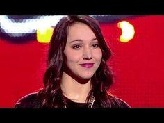 """The Voice of Poland - Aleksandra Węglewicz - """"Another Day in Paradise"""" - Przesłuchania w Ciemno - YouTube"""