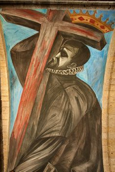"""Jose Clemente Orozco was an inspired man who used his past as an inspiration. He saw art as a way to powerfully express. As Orozco one said, """" Painting...persuades the heart."""" This means he was persuaded to do art and he never gave up on it. He saw as a glorious way to express yourself."""