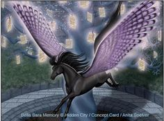 Bella Sara Treasures4 the rarest horses are constelations wings or bella and bello
