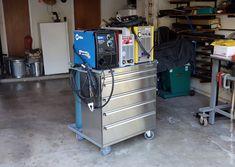 Welding Cart & Cabinet