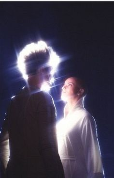 : Star Trek: The Motion Picture  Stephen Collins and Persis Khambatta  as: Cmdr. Willard Decker, Lt. Ilia