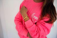 Grafika przez We Heart It #blog #girly #pink #Victoria'sSecret #white #mariannan