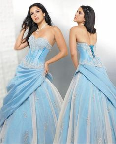 Beautiful ball gown sweetheart floor length appliques quinceanera dresses x6701