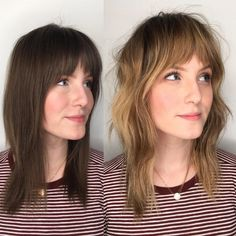 Is a shag haircut what I need or different products or is this just my pattern? I'm a bit lost (this is day hair) Medium Shag Haircuts, Shag Hairstyles, Hair Inspo, Hair Inspiration, Short Hair Cuts, Short Hair Styles, Corte Bob, Hair Streaks, Auburn Hair