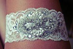 драгоценная подвязка для невесты (1)