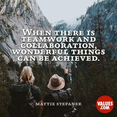 Organize a weekly team-building activity with your co-workers or classmates. #teamwork #passiton www.values.com