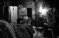 retratos íntimos de okupas punk en el lower east side de los años noventa | read | i-D