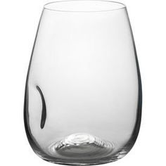 Trudeau Azzura 16 ounce Crystalline Stemless Wine Glasses  Set of 4 *** Click on the image for additional details.Note:It is affiliate link to Amazon.