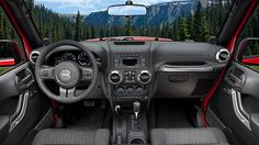 The center stack was designed to be easy to reach and easy to operate.  Facebook: https://www.facebook.com/JeepCanada  Twitter: https://twitter.com/jeepcanada