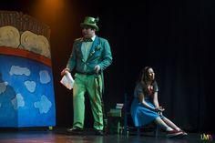 LIMA VAGA: Reportaje: Mariana y el Señor Verde