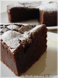 Laisser vous s duire par la recette du fondant au chocolat - Le robot cyril lignac ...