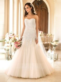 a8a1ac04f08 free shipping 2014 sexy mermaid wedding dresses lace sweetheart Sleeveless  vintage wedding dress  187.69 Wedding Dresses