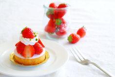 Strawberry Tartaleta