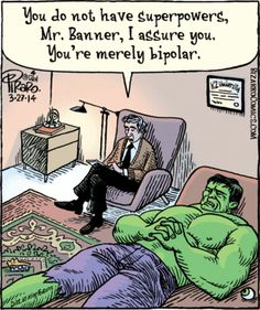 Bizarro -Hulk