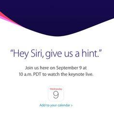 Applen julkkaritapahtuma jälleen 9.9.2015. Pistetäänpä kuolauspäivä kalentereihin. #fb #potkukelkkacom